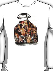 Pickled Heads of the Rich & Famous T Design T-Shirt
