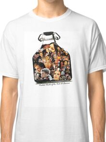 Pickled Heads of the Rich & Famous T Design Classic T-Shirt