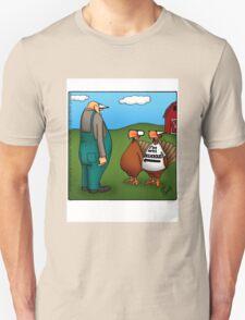 """Funny """"Spectickles"""" Thanksgiving Turkey Cartoon T-Shirt"""