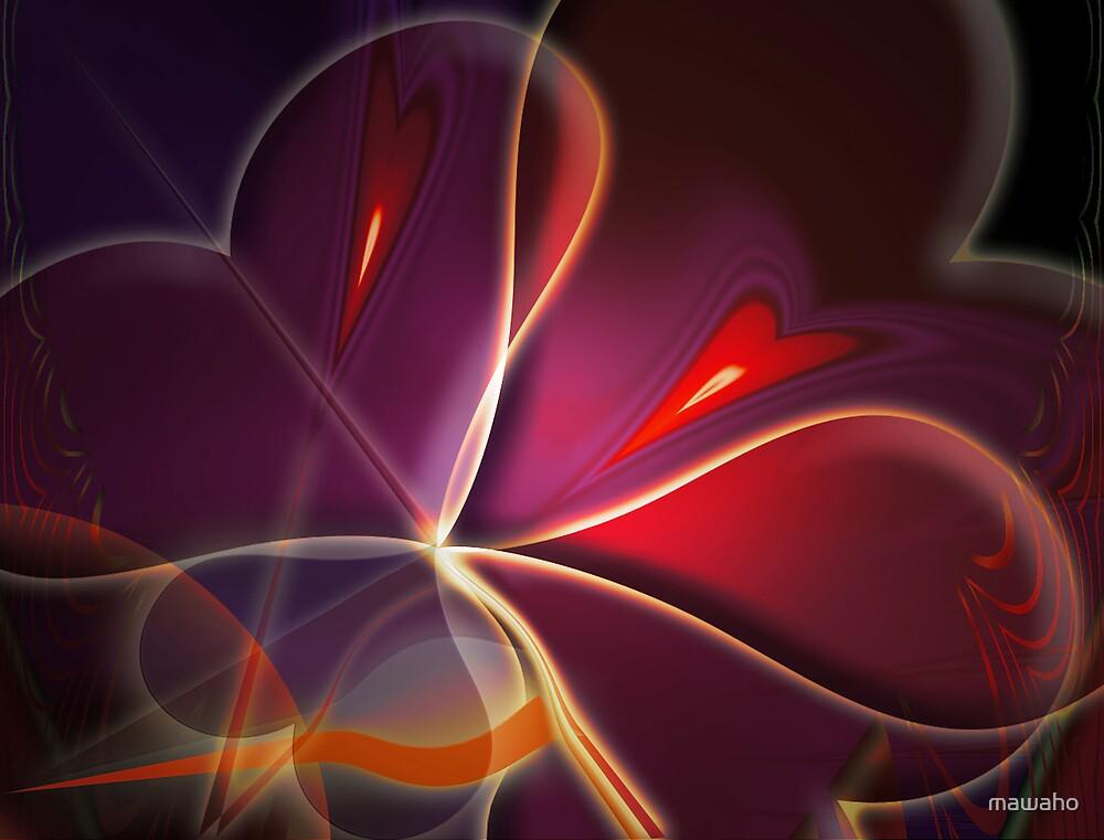 Shape Of My Heart by mawaho