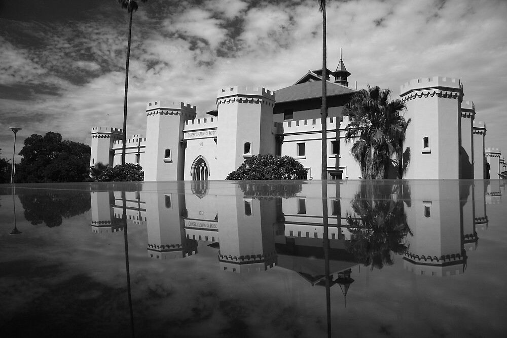 Sydney Conservatorium of Music by redaw11