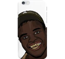 "Ian Connor ""king of youth"" iPhone Case/Skin"