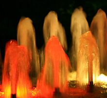 Water Fountain by redaw11