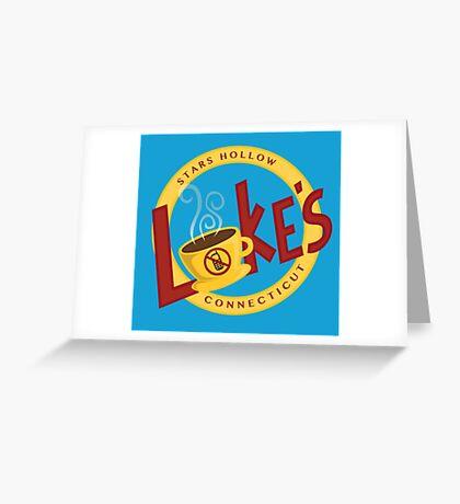 Luke's Greeting Card