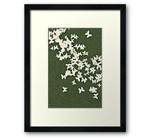 Butterflies Galore 3 Framed Print