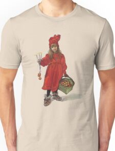 Iduna and the Magic Apples After Larrson Unisex T-Shirt