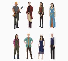 Pixel Firefly Kids Clothes