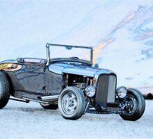 1932 Ford 'HiBoy' Roadster II by DaveKoontz