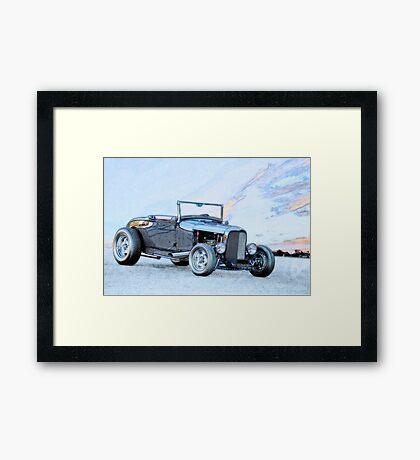 1932 Ford 'HiBoy' Roadster II Framed Print