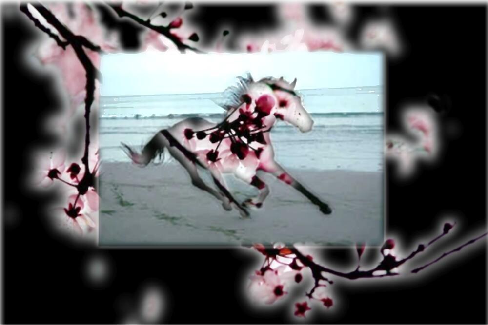 Beach Blossom by mantahay