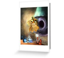 Archimedes  Greeting Card