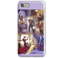 Once Upon A Time - main cast iPhone Case/Skin