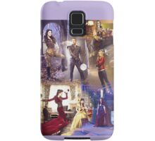 Once Upon A Time - main cast Samsung Galaxy Case/Skin