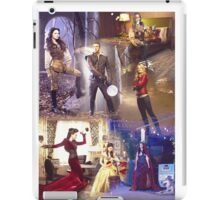 Once Upon A Time - main cast iPad Case/Skin