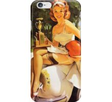 Throphy Girl iPhone Case/Skin