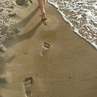 Sandy Toes by 3rdEyeOpen
