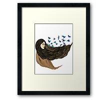 Sleep to dream Framed Print