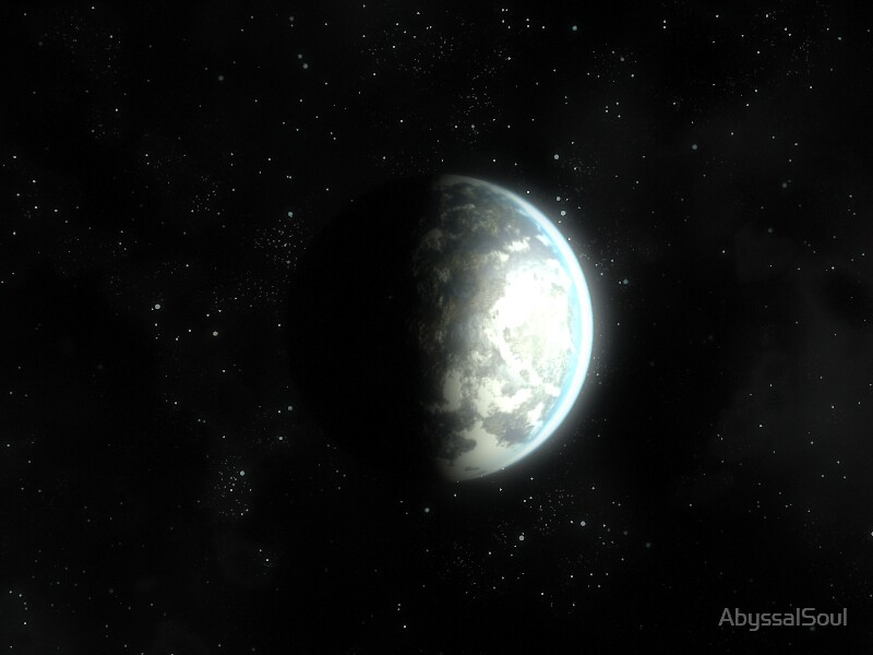 Alien Planet 2.0 by AbyssalSoul