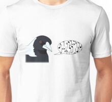 The Singing Magpie Unisex T-Shirt
