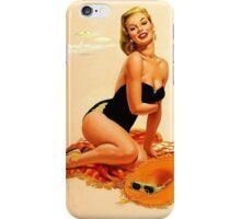 Sunny Waves iPhone Case/Skin