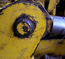 Yellow Earth Mover 3 by janehf