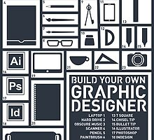 Build Your Own Graphic Designer by WASABISQUID