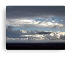 Glorious and Epic Canvas Print