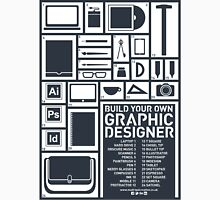 Build Your Own Graphic Designer Unisex T-Shirt