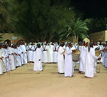 New Year in Oman by Romana