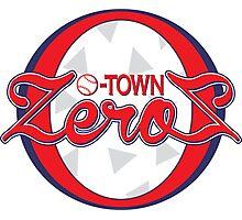 O-Town Zeros Photographic Print