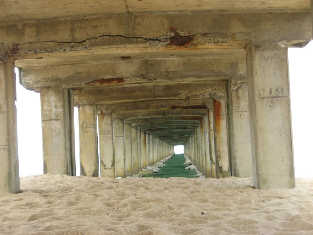 Dromana pier by rachebabe47