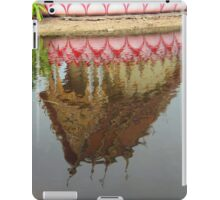 Thailand- Temple Reflection iPad Case/Skin