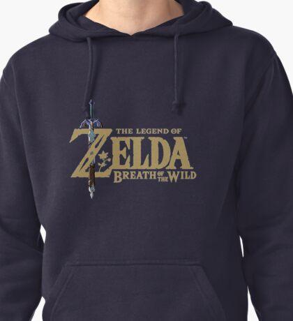 the legend of Zelda Breath of the wild Pullover Hoodie