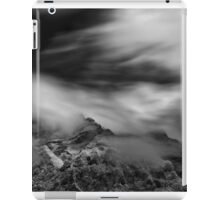Silence and Storm iPad Case/Skin