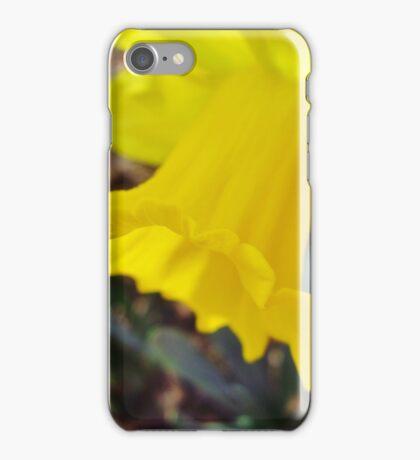 Downward Daffodil iPhone Case/Skin