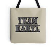 Team Daryl Tote Bag