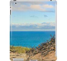 Grand Sable Dunes and Lake Superior iPad Case/Skin