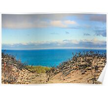 Grand Sable Dunes and Lake Superior Poster