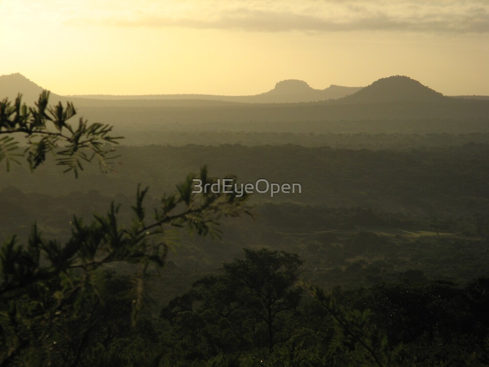African Morning by 3rdEyeOpen