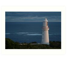 Dusk on Bass Strait Art Print