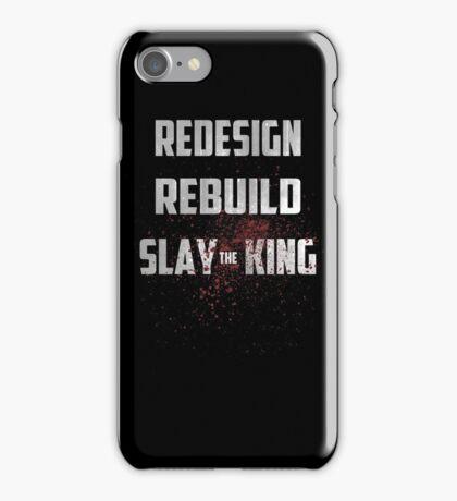 Seth Rollins - Slay the King iPhone Case/Skin