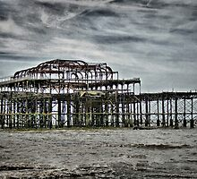 West pier by Roxy J