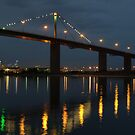 West Gate Bridge by Joe Mortelliti