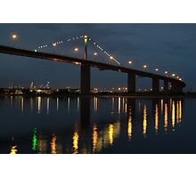 West Gate Bridge Photographic Print