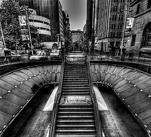 Martin Place 1 by Alexander Kesselaar