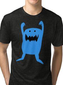 GO MONSTER GO Tri-blend T-Shirt