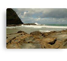 Parker Hill Beach,Great Ocean Road Canvas Print