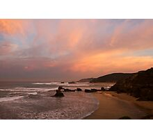 Portsea Sunrise Photographic Print