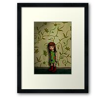 Doll02 Framed Print