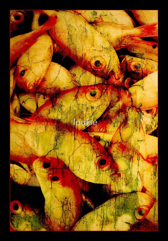 BATIK FISH by louise